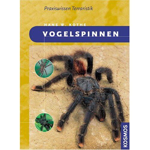 Kothe, Hans W. - Vogelspinnen - Preis vom 20.10.2020 04:55:35 h