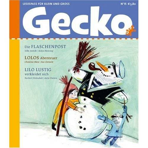 Silke Arends - Gecko Kinderzeitschrift Band 15: Lesespaß für Groß und Klein: Lesespaß für Klein und Groß - Preis vom 18.04.2021 04:52:10 h