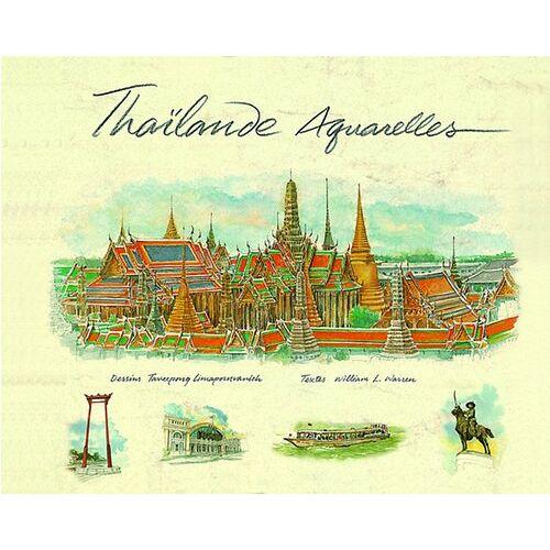 William Warren - Thaïlande Aquarelle (Aquarelles) - Preis vom 20.04.2021 04:49:58 h