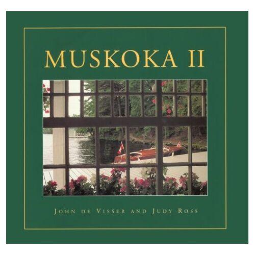 Judy Ross - Muskoka II - Preis vom 14.05.2021 04:51:20 h