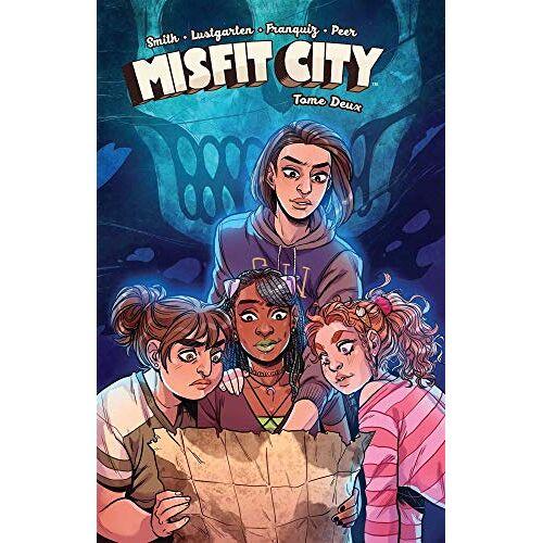 - Misfit City T2 (Misfit City (2)) - Preis vom 20.10.2020 04:55:35 h