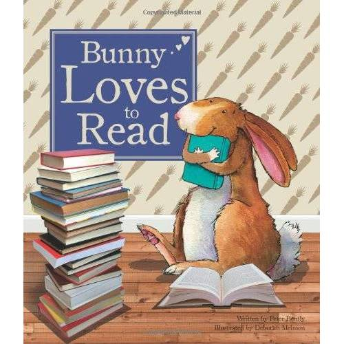 Peter Bently - Bunny Loves to Read - Preis vom 05.10.2020 04:48:24 h