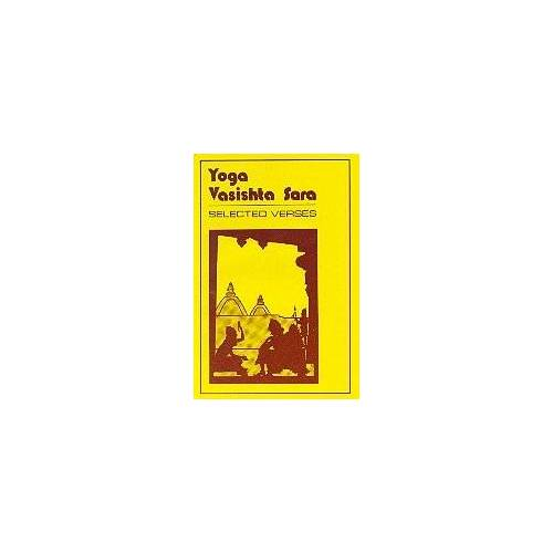 Swami Sureshananda (tr.) - Yoga Vasishta Sara: The Essence of Yoga Vasishta (An English Translation from the Sanskrit Original) - Preis vom 03.03.2021 05:50:10 h
