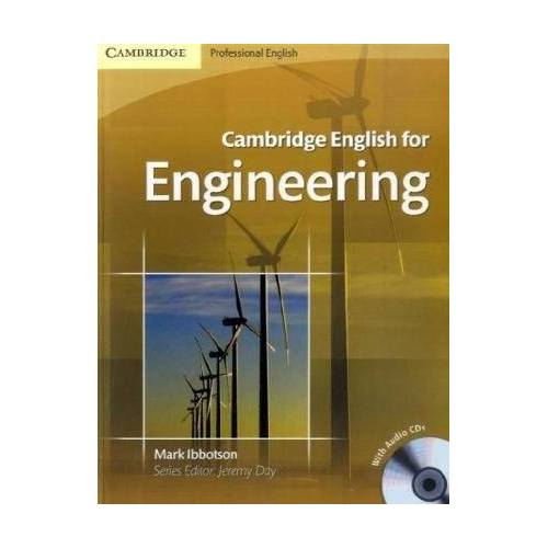Jeremy Day - Cambridge English for Engeneering. Student's Book - Preis vom 16.04.2021 04:54:32 h