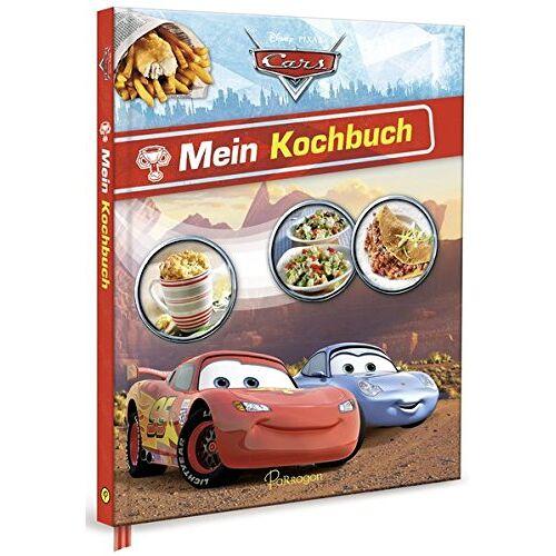 Disney - Disney Cars - Mein Kochbuch - Preis vom 15.01.2021 06:07:28 h