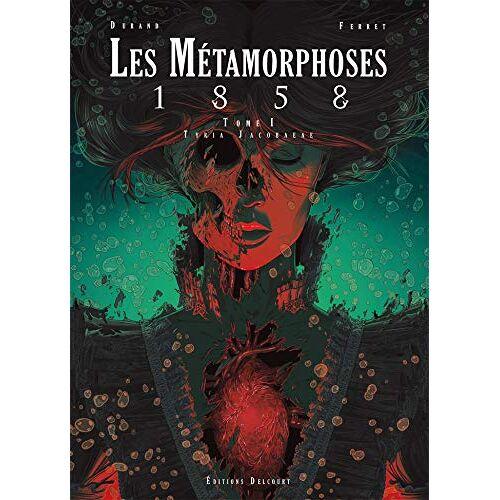 - Les métamorphoses 1858, Tome 1 : Tyria Jacobaeae - Preis vom 20.10.2020 04:55:35 h