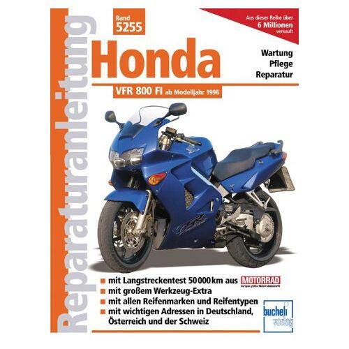 - Honda VFR 800 FI (Reparaturanleitungen) - Preis vom 13.05.2021 04:51:36 h