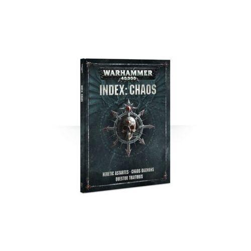 - Warhammer 40k - Index Chaos Fr - Preis vom 07.04.2020 04:55:49 h