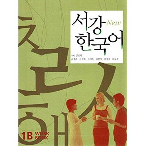 Korean Language Institute - New Sogang Korean 1B Workbook - Preis vom 15.04.2021 04:51:42 h