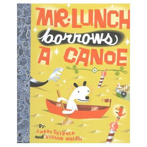 Seibold, J. Otto - Mr. Lunch Borrows a Canoe - Preis vom 28.02.2021 06:03:40 h