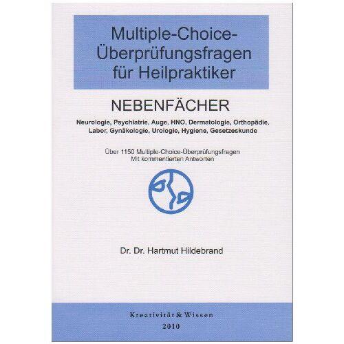 Hartmut Hildebrand - Hildebrand, Hartmut : Nebenfächer - Preis vom 06.05.2021 04:54:26 h