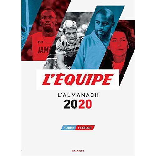 L'Equipe - L'almanach de l'Equipe : 1 jour/1 exploit - Preis vom 23.02.2021 06:05:19 h