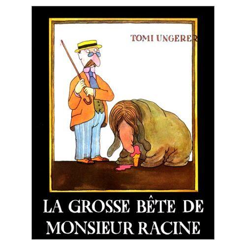 Tomi Ungerer - Ungerer/Grosse Bete De Monsieur Ra (Lutin Poche) - Preis vom 27.02.2021 06:04:24 h