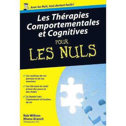 Rob Willson - Les thérapies comportementales et cognitives - Preis vom 24.02.2021 06:00:20 h