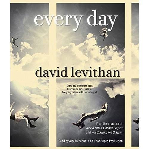 David Levithan - Every Day - Preis vom 05.09.2020 04:49:05 h