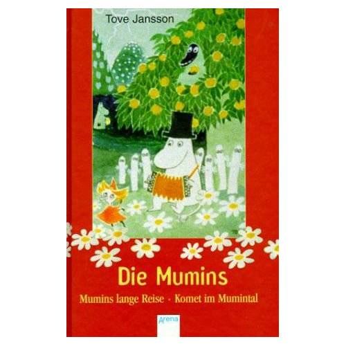 Tove Jansson - Die Mumins. Abenteuer im Mumintal - Preis vom 20.10.2020 04:55:35 h