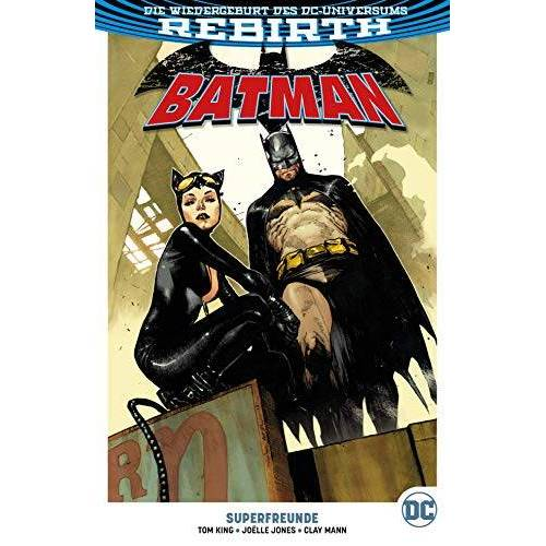Tom King - Batman: Bd. 5 (2. Serie): Superfreunde - Preis vom 03.12.2020 05:57:36 h
