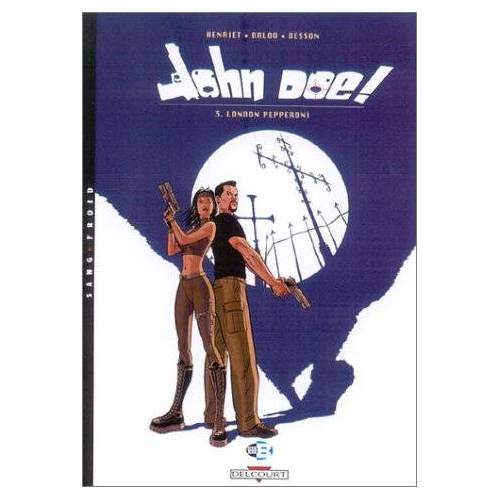 Baloo - John Doe, Tome 3 : London Pepperoni (Divers) - Preis vom 15.05.2021 04:43:31 h