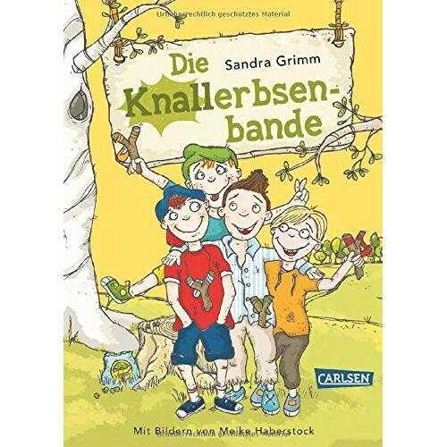 Sandra Grimm - Die Knallerbsenbande - Preis vom 20.10.2020 04:55:35 h