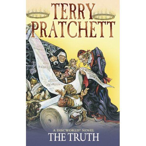 Terry Pratchett - The Truth: (Discworld Novel 25) (Discworld Novels) - Preis vom 05.09.2020 04:49:05 h