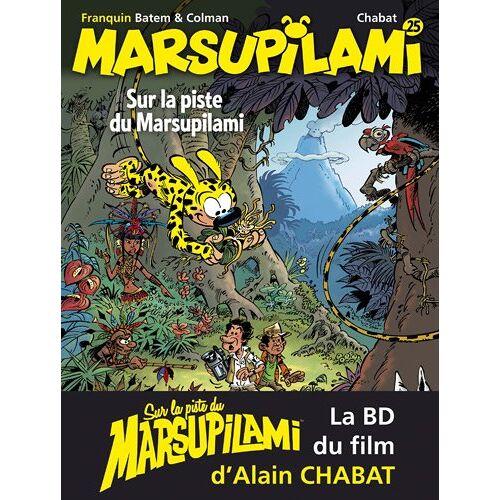 - Marsupilami, Tome 25 : Sur la piste du Marsupilami - Preis vom 07.05.2021 04:52:30 h