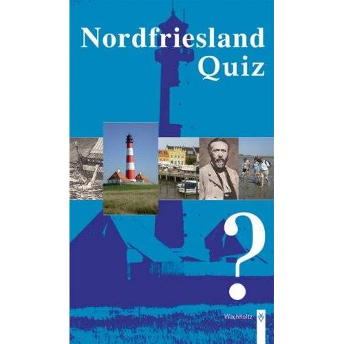 Thomas Steensen - Nordfriesland Quiz - Preis vom 28.02.2021 06:03:40 h