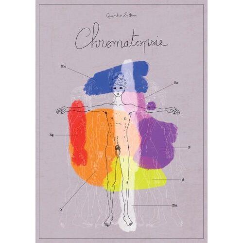 Mr Q. - Chromatopsies - Preis vom 09.04.2021 04:50:04 h