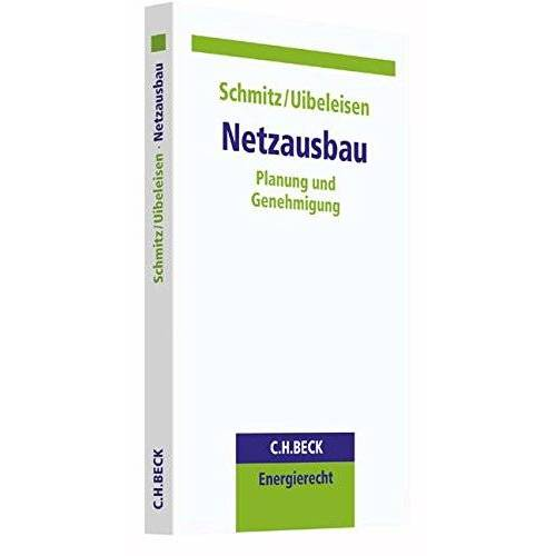 Holger Schmitz - Netzausbau: Planung und Genehmigung - Preis vom 21.10.2020 04:49:09 h