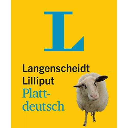 Redaktion Langenscheidt - Langenscheidt Lilliput Plattdeutsch: Plattdeutsch-Hochdeutsch/Hochdeutsch-Plattdeutsch (Langenscheidt Dialekt-Lilliputs) - Preis vom 21.04.2021 04:48:01 h