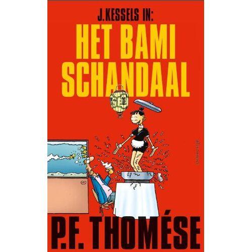 Thomése, P. F. - Het bamischandaal - Preis vom 25.01.2021 05:57:21 h