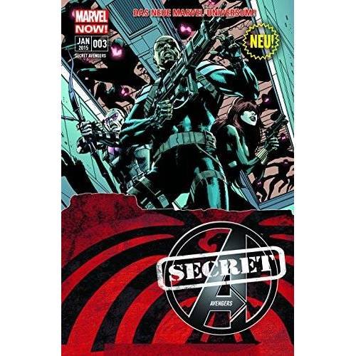 Nick Spencer - Secret Avengers: Bd. 3: Wie man Flügel stutzt - Preis vom 07.09.2020 04:53:03 h