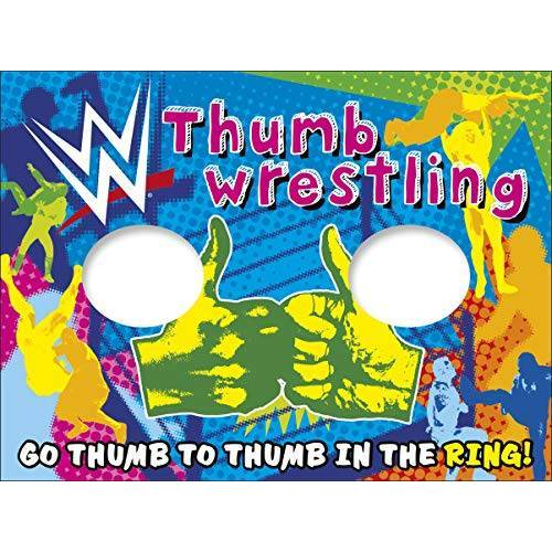 Julia March - WWE Thumb Wrestling: Go Thumb to Thumb in the Ring! - Preis vom 11.05.2021 04:49:30 h