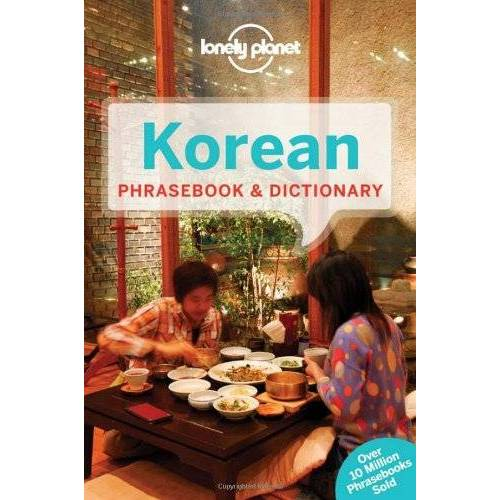 Lonely Planet - Korean Phrasebook (Phrasebooks) - Preis vom 18.02.2020 05:58:08 h