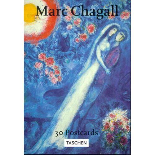 Marc Chagall - PostcardBook, Chagall (Postcardbooks) - Preis vom 13.05.2021 04:51:36 h