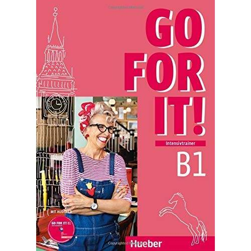 Judith Mader - Go for it! B1: Intensivtrainer mit Audio-CD - Preis vom 14.12.2019 05:57:26 h
