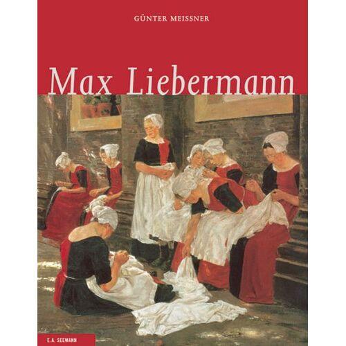 Günter Meißner - Max Liebermann - Preis vom 19.10.2020 04:51:53 h