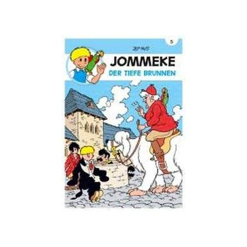 Jef Nys - JOMMEKE 05. Der tiefe Brunnen - Preis vom 23.02.2021 06:05:19 h