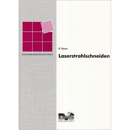 Bernhard Rzany - Laserstahlschneiden - Preis vom 06.09.2020 04:54:28 h