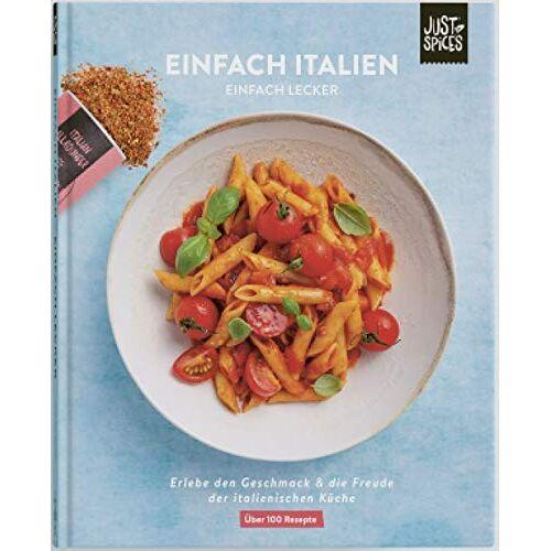 Just Spices GmbH - Einfach Italien: Einfach Lecker - Preis vom 12.04.2021 04:50:28 h