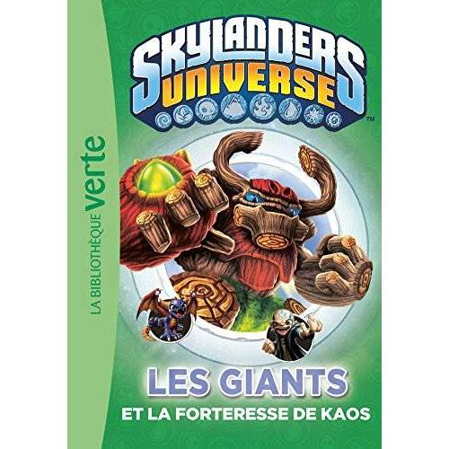 Collectif - Skylanders, Tome 11 : Les giants et la forteresse de Kaos - Preis vom 13.05.2021 04:51:36 h