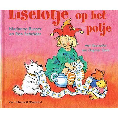 Marianne Busser - Liselotje op het potje - Preis vom 25.02.2021 06:08:03 h