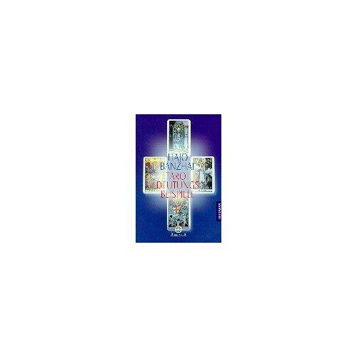 Hajo Banzhaf - Tarot Deutungsbeispiele - Preis vom 09.05.2021 04:52:39 h