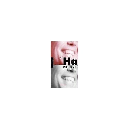 Bernhard Trenkle - Das Ha-Handbuch der Psychotherapie. - Preis vom 01.11.2020 05:55:11 h