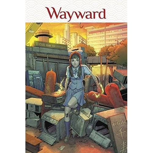 Jim Zub - Wayward Volume 2: Ties That Bind (Wayward Tp) - Preis vom 08.04.2021 04:50:19 h