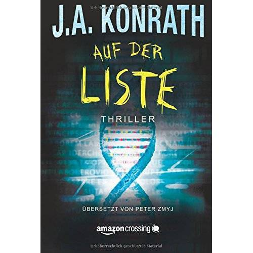 J.A. Konrath - Auf der Liste - Preis vom 03.05.2021 04:57:00 h