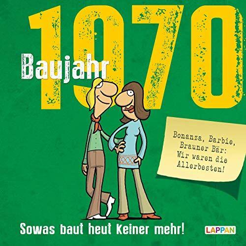 Michael Kernbach - Baujahr 1970: Sowas baut heut keiner mehr! (Baujahr-Reihe) - Preis vom 20.10.2020 04:55:35 h