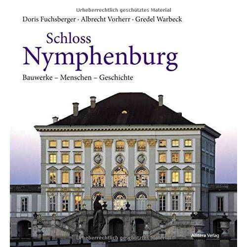 Doris Fuchsberger - Schloss Nymphenburg - Preis vom 14.05.2021 04:51:20 h
