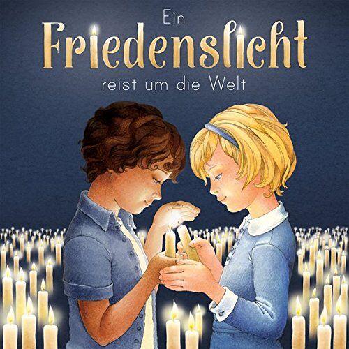 Siegfried Fietz - Ein Friedenslicht reist um die Welt: Weihnachtsmusical auf CD - Preis vom 05.03.2021 05:56:49 h
