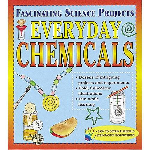 Sally Hewitt - Everyday Chemicals (Fascinating Science Projects, Band 2) - Preis vom 13.05.2020 05:03:31 h