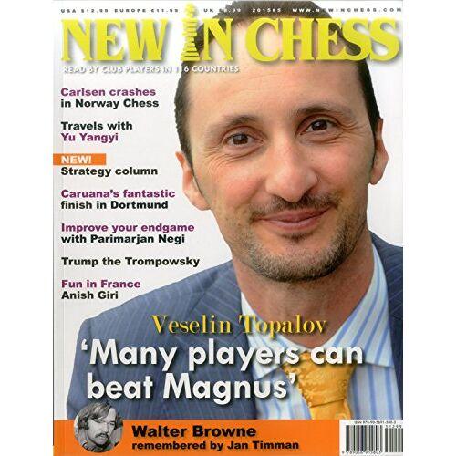Ten Geuzendam, Dirk Jan - New in Chess Magazine 2015/5 - Preis vom 05.05.2021 04:54:13 h